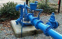 Kanalizacijos ir vandentiekio prijungimas prie miesto tinklų